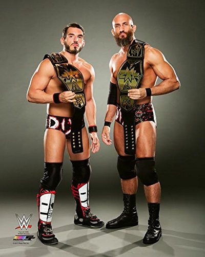 Diy Johnny Gargano and Tommaso Ciampa Nxt Tag Team Champions - WWE Photo
