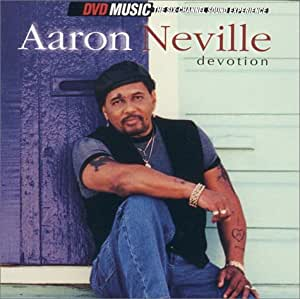 Aaron Neville releases third gospel album
