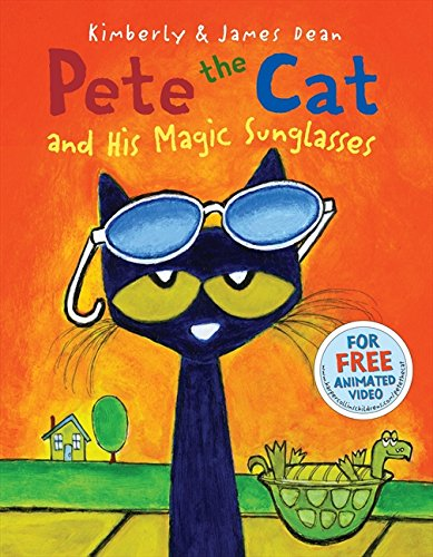 Pete the Cat and His Magic Sunglasses (Company Sunglasses Best)