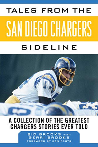 Tales from the San Diego Chargers Sideline: A Collection of the Greatest Chargers Stories Ever Told (Tales from the Team) - Blanket Chargers