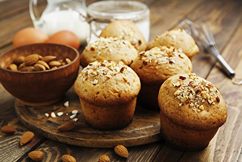 Grazia Silicone Muffin Pan, Red, 12-Cup by Grazia (Image #4)