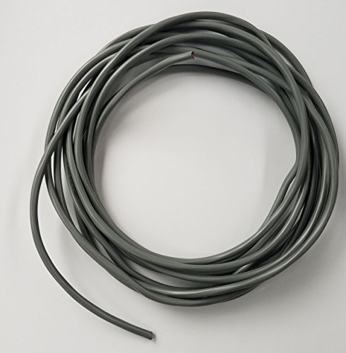 22ga wires in a 12-Conductor, stranded cable with grey PVC jacket, class 2 approved for low voltage applications (20ft) by Oretronix