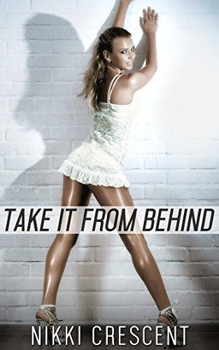 TAKE IT FROM BEHIND (Crossdressing, Feminization, First - Change Lingerie