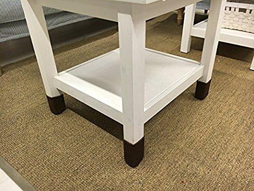 LimBridge 24pcs Chair Socks, Elastic Wood Floor Furniture