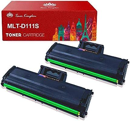MLT-D111S, Toner Kingdom MLT D111S Compatible para Samsung MLT ...