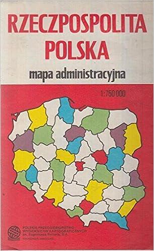 Rzeczpospolita Polska Mapa 1770 1934 1992 Wojciech Brzosko