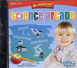 SuperStart! Science Arcade