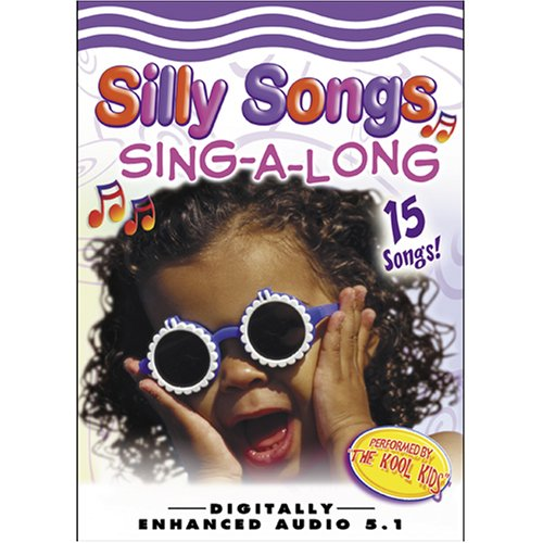 Amazon Silly Songs Sing A Long Movies TV