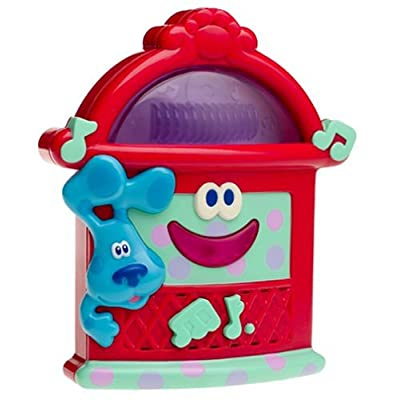 Blue Clue's Boogie Woogie Jukebox: Toys & Games