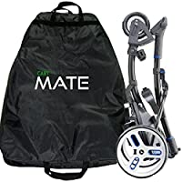 """50% OFF"" CARTMATE XL GOLF TROLLEY TRAVEL COVER / BOOT BAG / FITS ALL MAKES !!!!"
