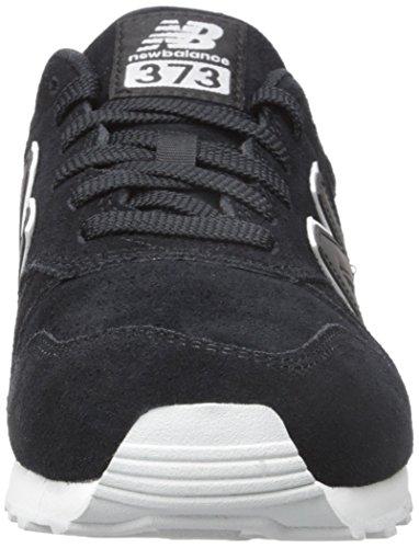 Nero Balance V1 373 New Sneaker Black White Uomo 4qXyfq6SwA