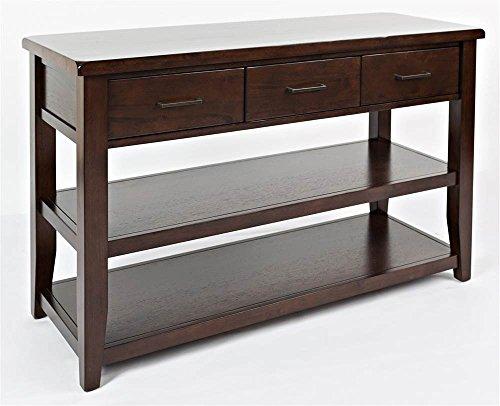 Jofran Sofa Table in Brown