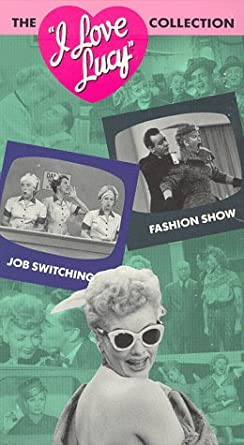 Amazoncom The I Love Lucy Collection Job Switchingfashion Show