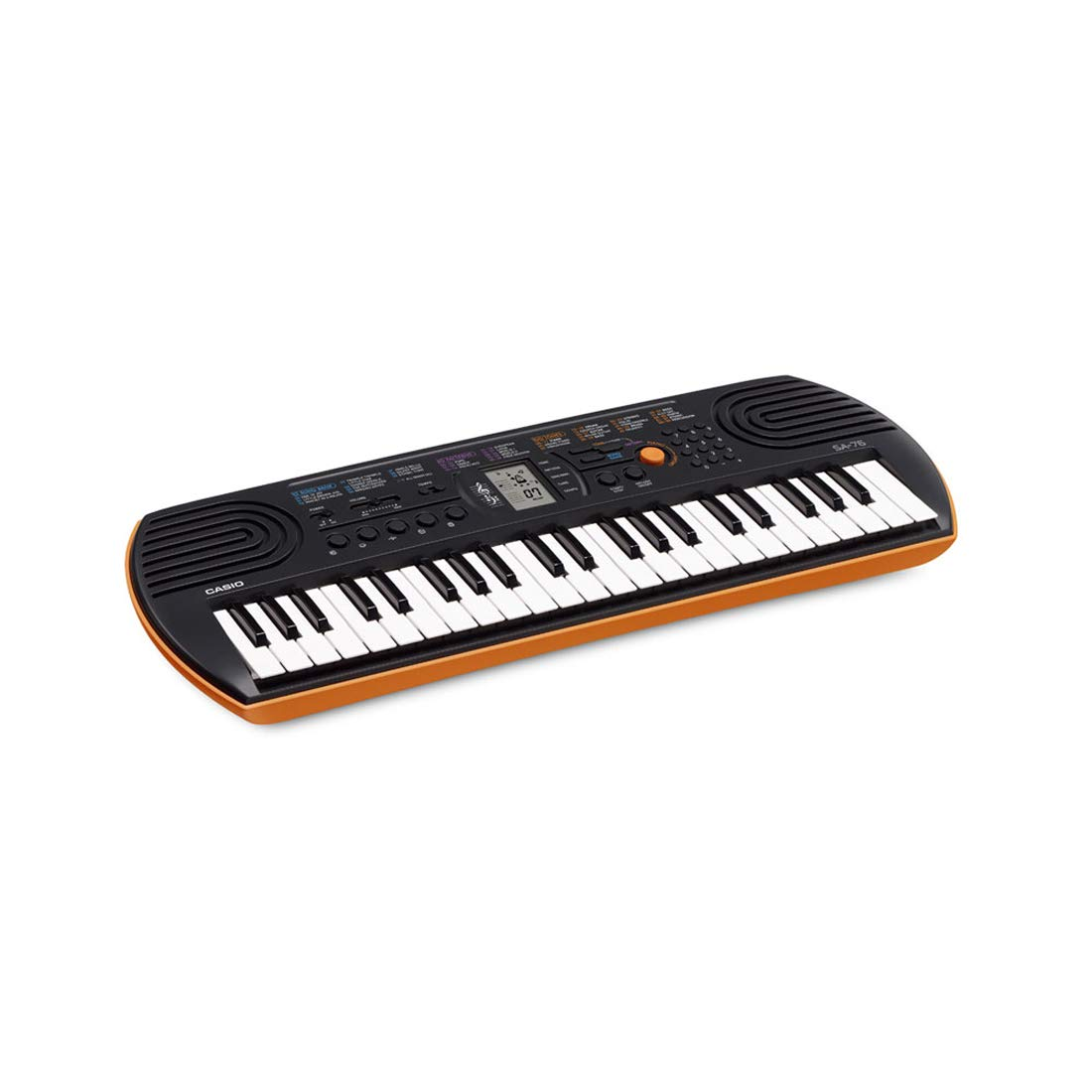 Design And Outlook casio sa 76