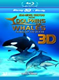 NEW Dolphins & Whales - Dolphins & Whales (2008) (3d + (Blu-ray)