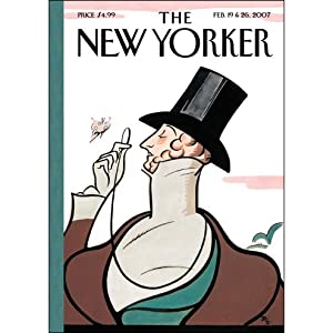 The New Yorker (Feb. 19 & 26, 2007) Periodical