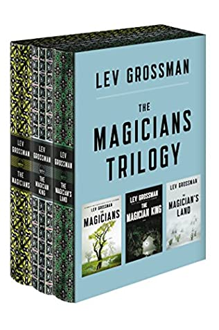 book cover of The Magicians