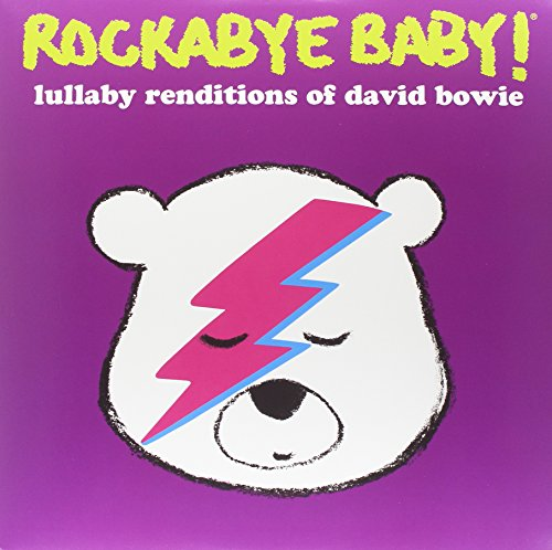 Price comparison product image Lullaby Renditions of David Bowie