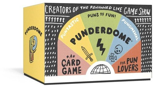 Punderdome  A Card Game For Pun Lovers