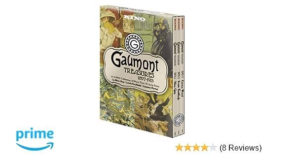 Amazon.com: Gaumont Treasures 1897-1913: Don Moreno, Madame ...