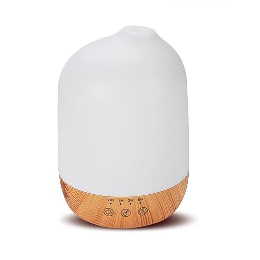 GOTOTOP - Difusor de Aromas con 4 Funciones de Temporizador ...