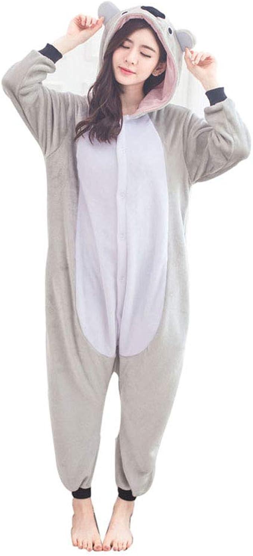 Donpandas Koala Kigurumi Pijamas Unisexo Adulto Cosplay Franela ...