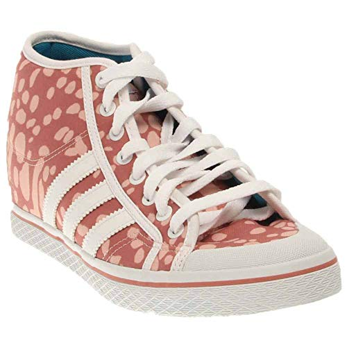 adidas Womens Honey Up W Casual Sneakers, Pink, 10