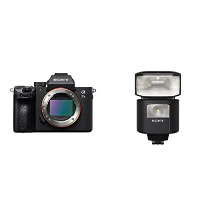 Amazon.com : Sony a7 III Full-Frame Mirrorless Interchangeable-Lens ...