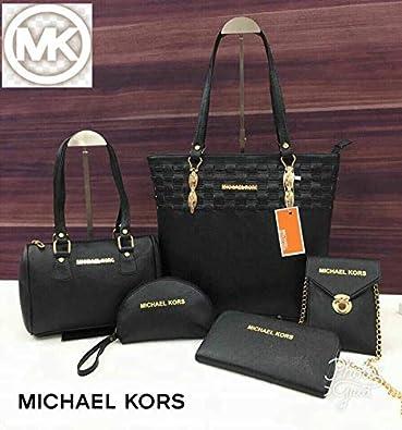 9525ae8a32 MK Combo Handbag for Woman Branded | Z Set of 5 handbag,Sling bag ...