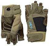 Outdoor Research Women's Seamseeker Gloves, Cafe/Earth/Rio, Small