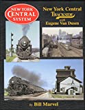 img - for New York Central Trackside with Eugene Van Dusen book / textbook / text book