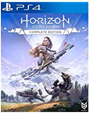 Horizon Zero Dawn Complete Edition for PlayStation 4 Complete