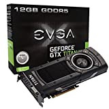 EVGA GeForce GTX TITAN X 12GB GAMING, Play 4k with Ease Graphics Card 12G-P4-2990-KR by EVGA
