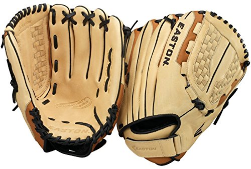 Easton SYFP1300 Fastpitch Softball Glove (Right Hand, 13-Inch)