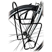 Minoura FRP-3000 Front Pannier Rack for Touring or Cyclocross Bikes