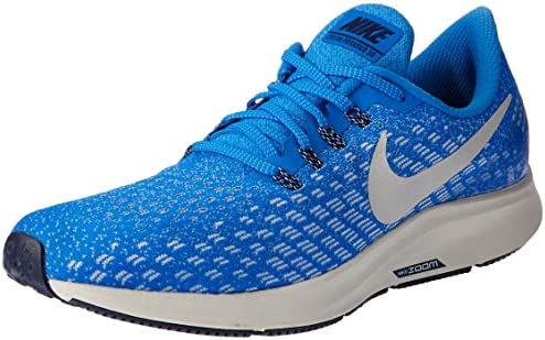 Nike Air Zoom Pegasus 35, Zapatillas de Running para Hombre, Azul (Indigo Force/White-Photo Blue-Blue Void 404), 42.5 EU: Amazon.es: Zapatos y complementos