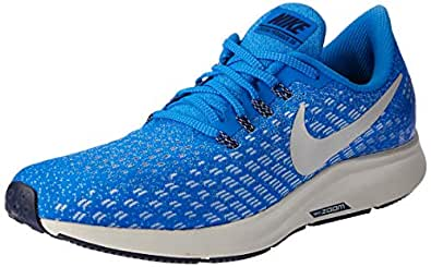 Nike Australia Men's Air Zoom Pegasus 35 Running Shoes, Cobalt Blaze/Light Bone-Sail-Blue Void, 8.5 US
