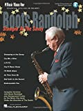 img - for Boots Randolph - Stompin' at the Savoy: Music Minus One for Tenor Sax, Alto Sax or Trumpet book / textbook / text book