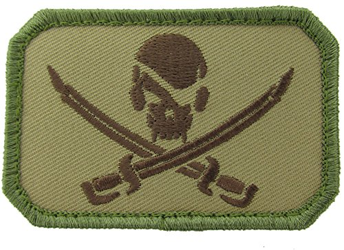 Pirate Skull Morale Patch