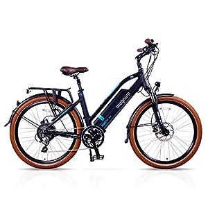 Magnum Metro Low Step Premium Electric Hybrid Bike