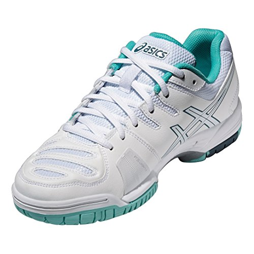 de Game 5 Zapatillas Asics Azul Mujer Tenis Gel wgBqnFxSI