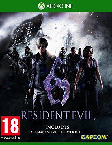 Resident Evil 6 Costumes Mercenaries (Resident Evil 6 (Xbox One))