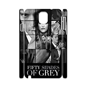 J-LV-F Fifty Shades of Grey Phone 3D Case For Samsung Galaxy note 3 N9000 [Pattern-1]