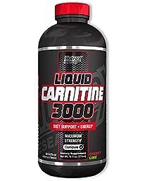 Liquid Carnitine 3000, Cherry Lime 16 Fluid Ounce