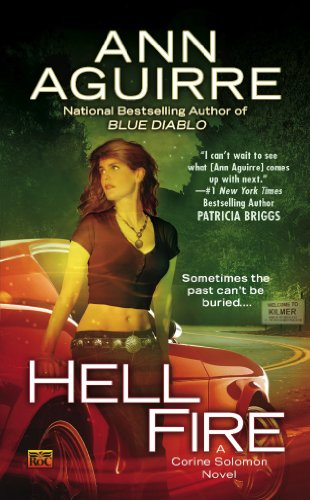 book cover of Hell Fire