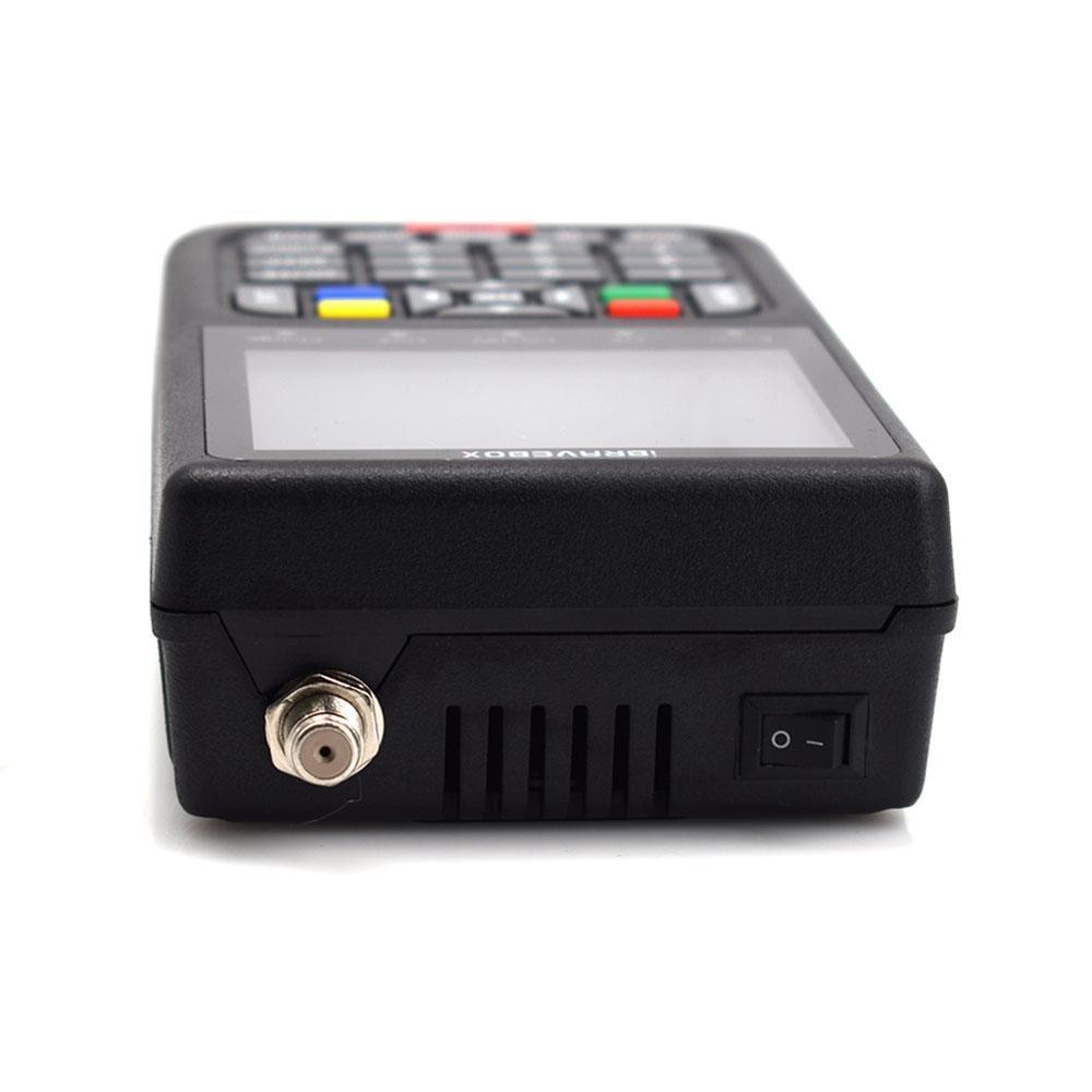 Satellite Finder Satilite Signal Meter, Teepao Digital Satellite Finder V8 DVB-S/S2 Portable TV Antenna High Definition Signal Finder Meter With 3.5 Inch LCD Color Screen For Camper Motorhome Explorer by Teepao (Image #6)