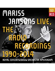 Mariss Jansons Live - The Radio Recordings, 1990-2014 [Box Set]