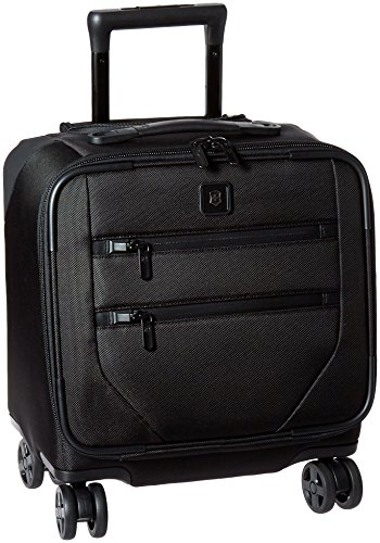 Victorinox Lexicon 2.0 Dual-Caster Spinner Boarding Tote, Black by Victorinox