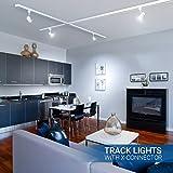 Hyperikon H Track Lighting Connector, X