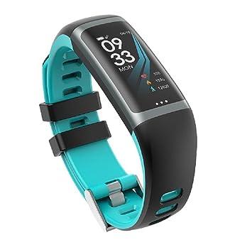 wertyhy Reloj Inteligente Nuevo Swim IP68 Color Smart Watch Reloj ...